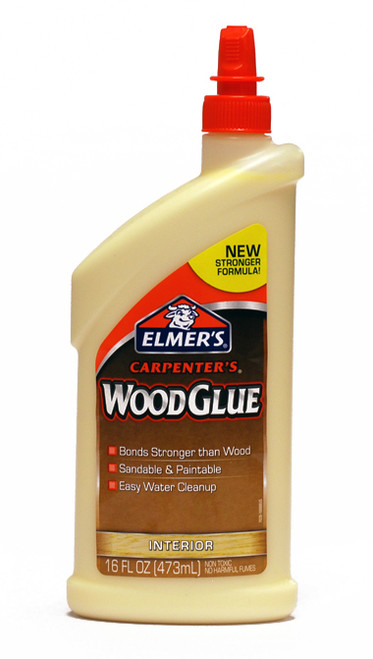 572137, Elmer's Wood Glue, 16oz.