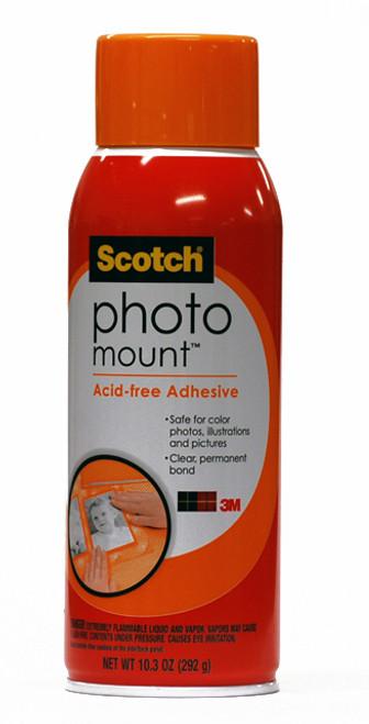 572225, 3M Photo Mount, 10.3oz