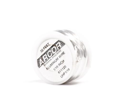 """611120, Armature Wire, Aluminum, 1/16""""x32'"""