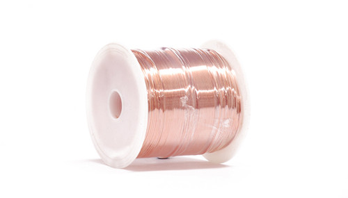 611127, Copper Wire Spools, 18 Gauge, 995ft.