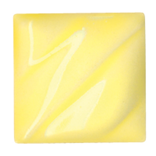 611219, Amaco Gloss Glaze , Lead Free, Cone 06-05, Pint, LG-760, Chinese Yellow