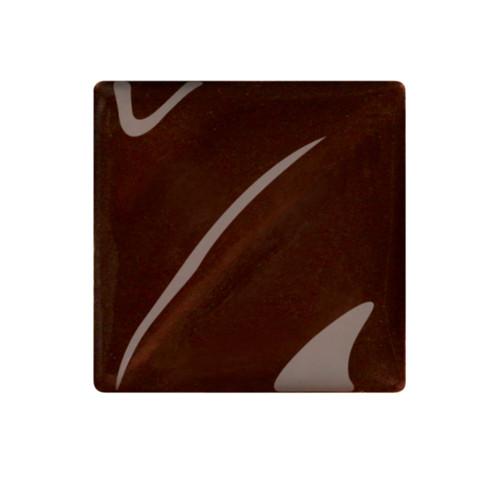 611562, Amaco Teacher's Palette Glazes, Cone 05 ,Pints, TP-32, Fudge Brown