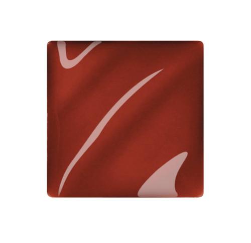 611568, Amaco Teacher's Palette Glazes, Cone 05 ,Pints, TP-58, Brick Red