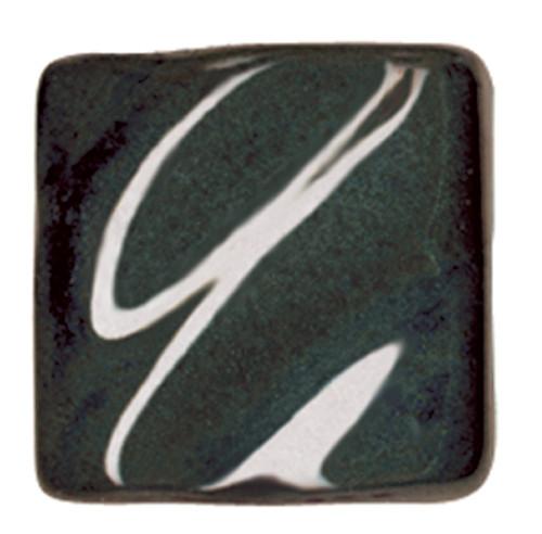 611600, Amaco Opalescent Glazes, Cone 05, Pints, O-2 CL, Black Tulip