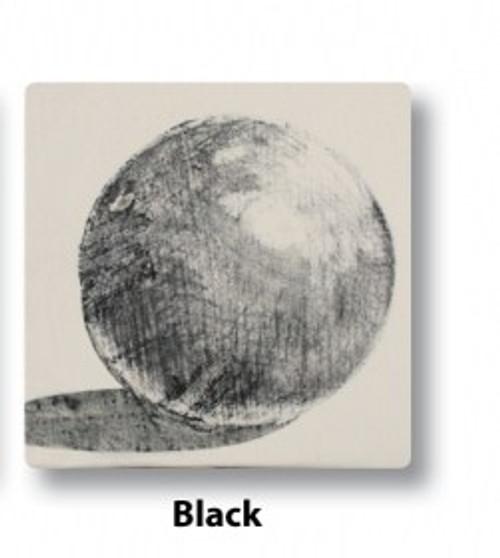 614035, Amaco Decorating Pencil Lead Free, Black   each