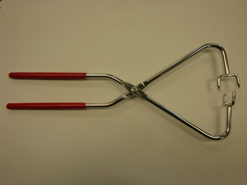 611026, Dipping Tongs, 10""