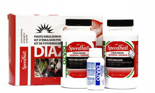 629410, Speedball Diazo Photo Emulsion Kit