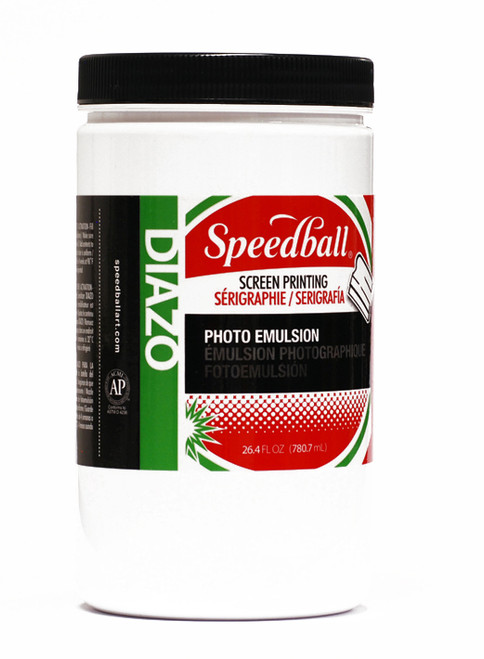 629412, Speedball Diazo Photo Emulsion, 32 oz.