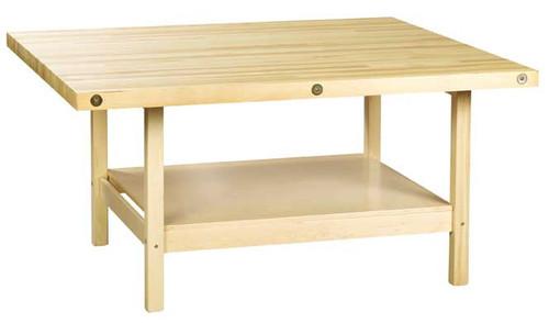 "701153, Craft Bench, Four Place, 64""Wx54""D"