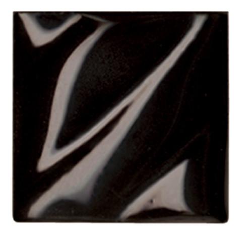 612200, Amaco Liquid Underglaze, LUG-1, Black, Pint