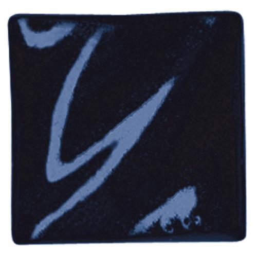 612205, Amaco Liquid Underglaze, LUG-22, Dark Blue, Pint
