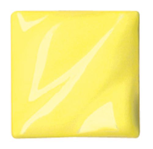 612221, Amaco Liquid Underglaze, LUG-60, Light Yellow, Pint