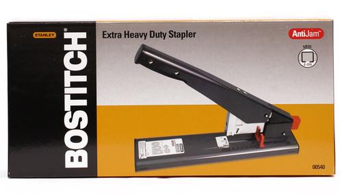 572590, Bostitch Ex-Heavy Duty Stapler. 215sheet