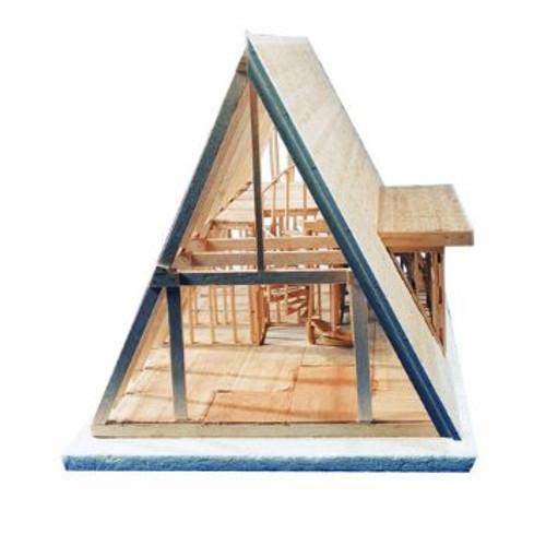 630313, Basic House Framing Kit, A-Frame Cabin