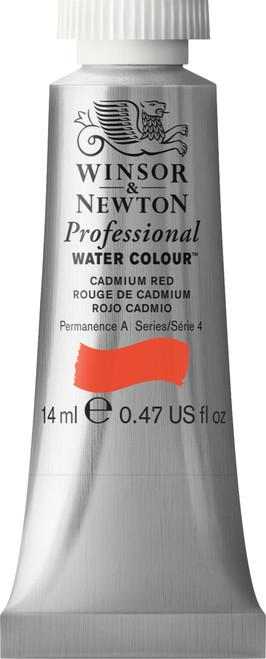 372411, PWC 14ml tube - Cadmium Red