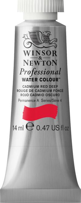 372412, PWC 14ml tube - Cadmium Red Deep
