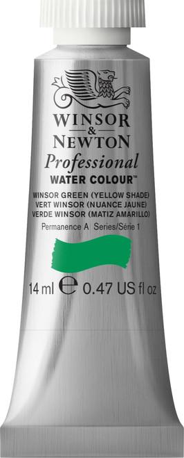 372371, PWC 14ml tube - Winsor Green Yellow Shade