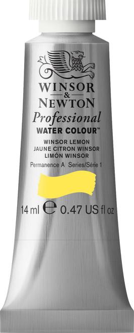 372372, PWC 14ml tube - Winsor Lemon