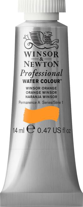 372373, PWC 14ml tube - Winsor Orange