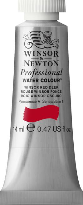 372375, PWC 14ml tube - Winsor Red Deep
