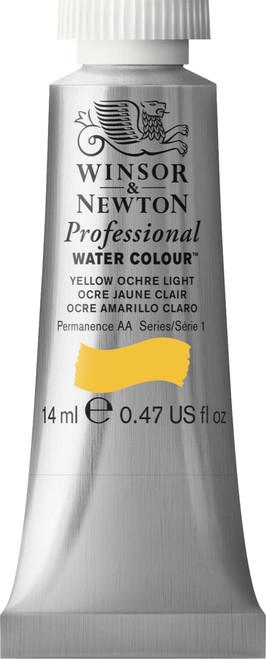 372376, PWC 14ml tube - Yellow Ochre Light