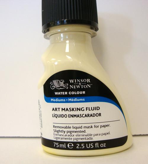 372496, Art Masking Fluid - 75ml bottle - USA Only