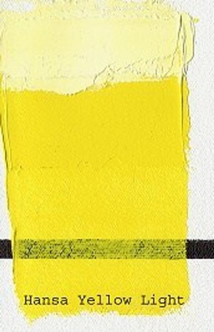 376173, Gamblin Artists Oil, Hansa Yellow Light, 37ml
