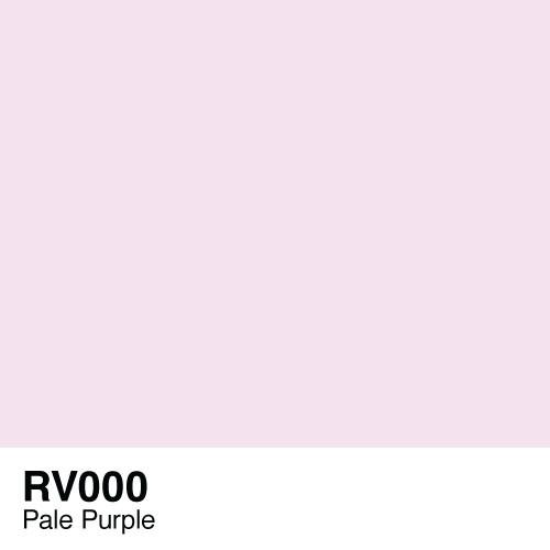 433426, RV000  Pale Purple  Copic Sketch