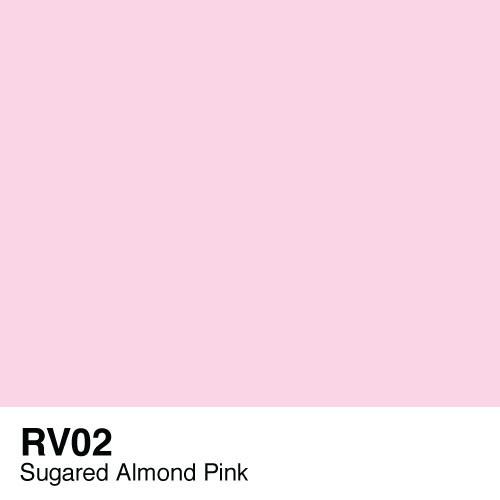 433427, RV02  Sugared Almond Pink  Copic Sketch