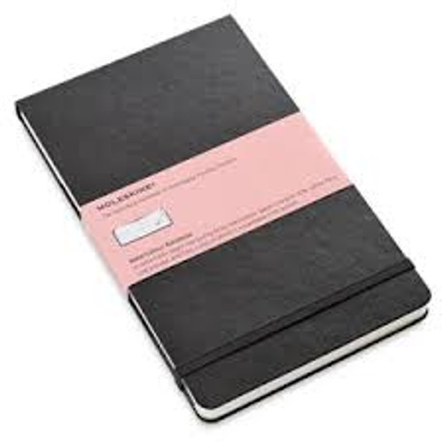 341922, Moleskine Watercolor 3x5, 60 pages, Black cover