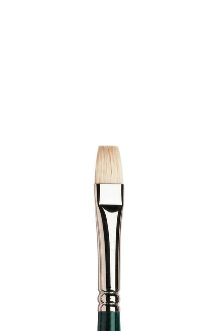 402129, Winton Hog Brushes: Short Flat/Bright, 5973 706  Size 6