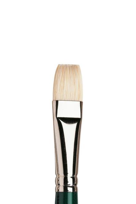 402131, Winton Hog Brushes: Short Flat/Bright, 5973 710  Size 10