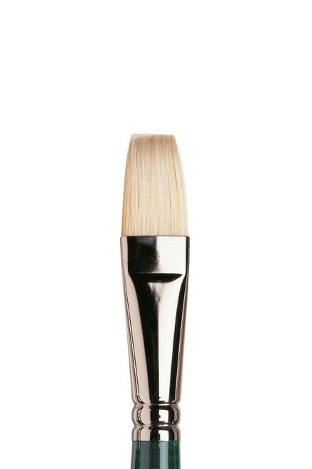 402143, Winton Hog Brushes; Long Flat, 5974 710  Size 10