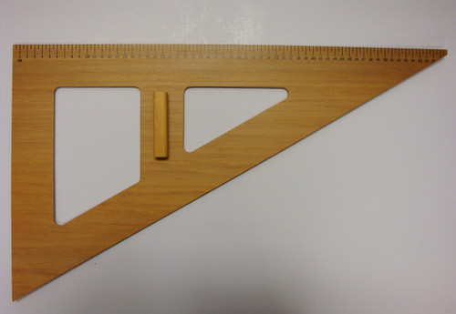 "571141, 30/60 degree, Triangle - 20"""