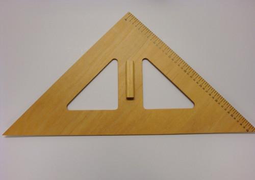 "571142, 45 degree, Triangle - 14"""