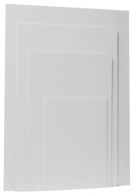 """342712, Fome-Cor, White, 48""""x96"""", 3/16"""" Thickness   (IN STORE ONLY)"""