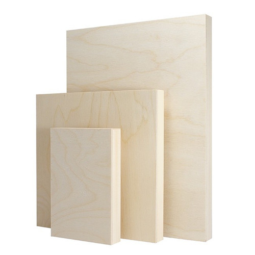 364989, Baltic Birch Panel  12x12