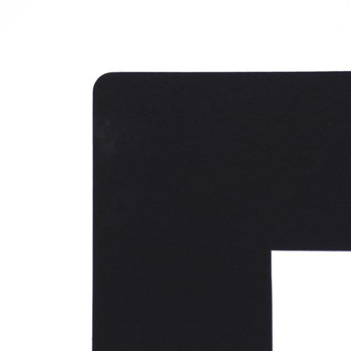 "343404, Decorative Matboard, Raven Black, 20""x32"""