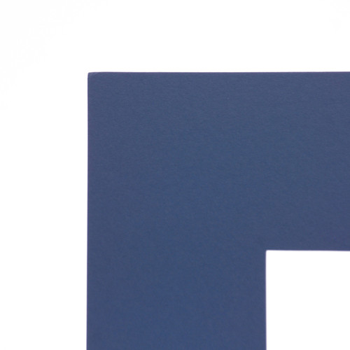 "343411, Decorative Matboard, Williamsburg Blue, 20""x32"""