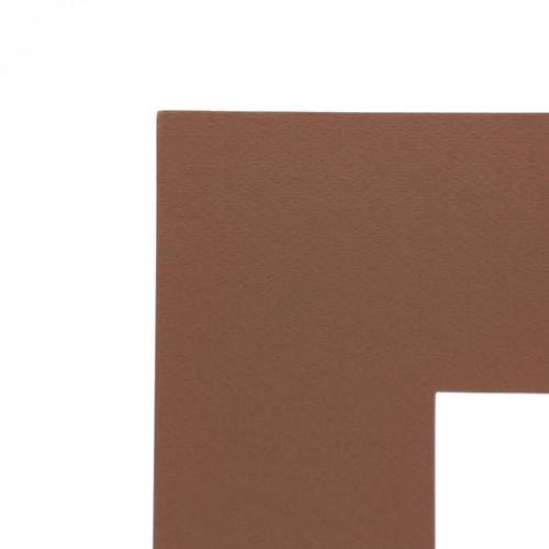 "343418, Decorative Matboard, Pyro Brown, 20""x32"""
