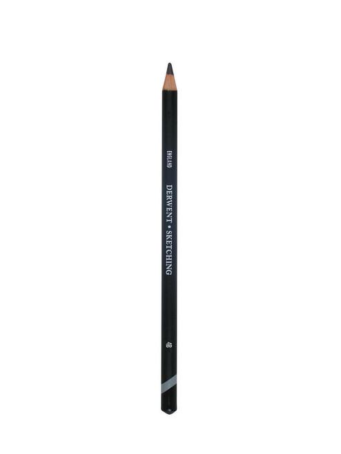 446489, Derwent Sketching Pencil - 4B