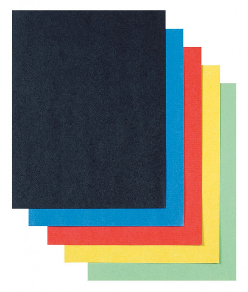 "342394, Pacon Value Poster Board,  22""x28""   Assorted Colors"