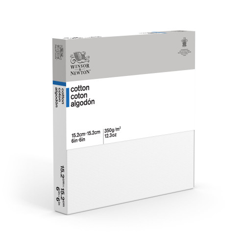 368005, Winsor & Newton Cotton Canvas,  6x6