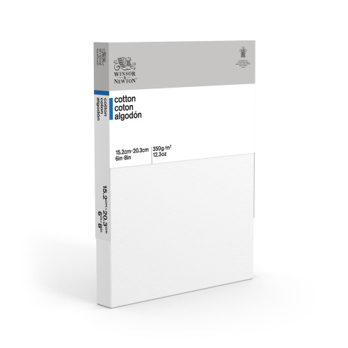 368006, Winsor & Newton Cotton Canvas,  6x8