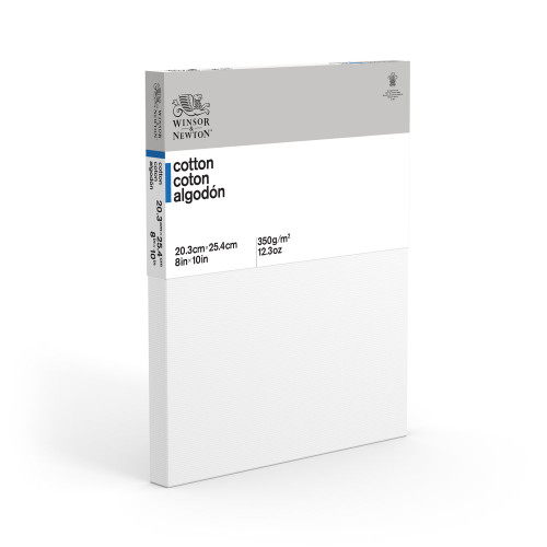 368009, Winsor & Newton Cotton Canvas,  8x10