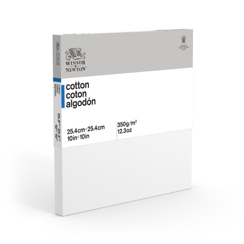 368013, Winsor & Newton Cotton Canvas,  10x10
