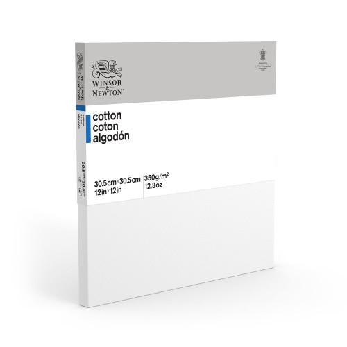 368017, Winsor & Newton Cotton Canvas,  12x12