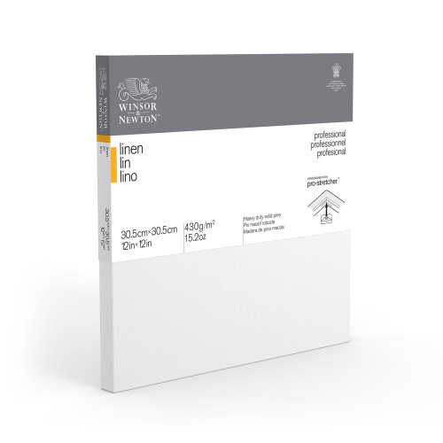 "368302, Winsor & Newton Professional Linen,    12x12"""