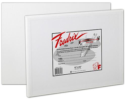 "365002, Fredrix Canvas Panel, 8""x10"""