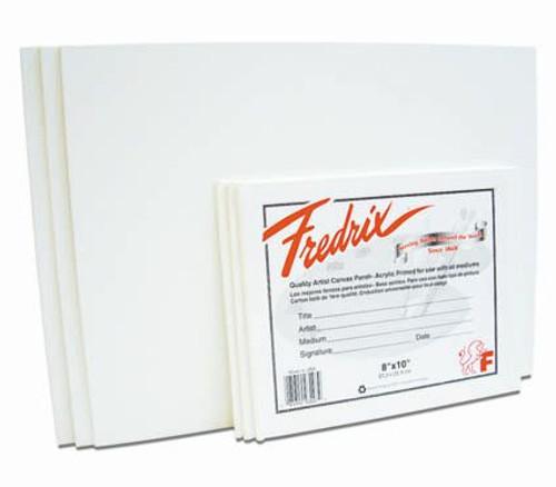 "3650071, Fredrix Canvas Panel, 20""x24"""